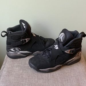 Jordan 8 Retro BG 'Chrome' (2015)